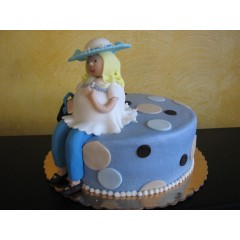 Baby Shower Birthday Cake