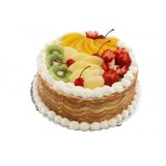 Fruit Dessert Birthday Cake