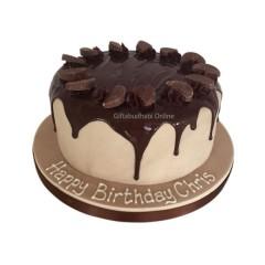 Chocolate Flurry Cake