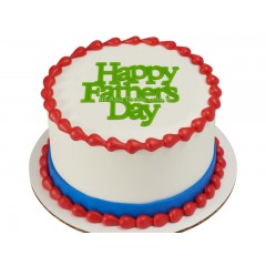Happy Father's Day Cake