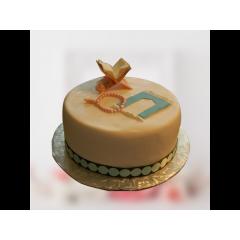 Ramadan Theme Cake