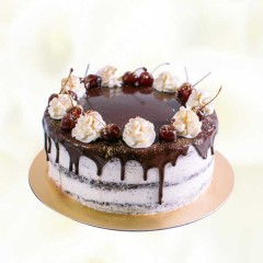Layer Black Forest Cake