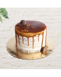 Caramel Candy Cake