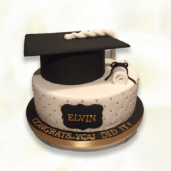 You did it - Graduation Cake