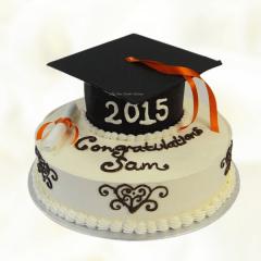 Congratulation Graduation Cake