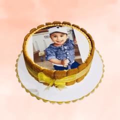 Photo Lotus Cake