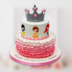 Princess Layer Cake