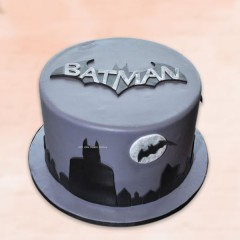 Batman Theme Cake
