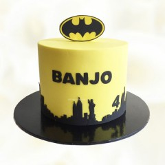 Batman Celebration Cake