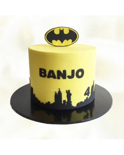 Batman Celebration Cake