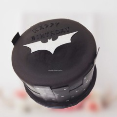 Batman Custom Cake