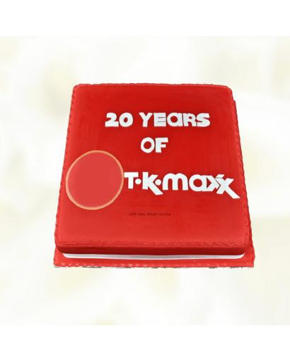 Work Anniversary Corporate Cake