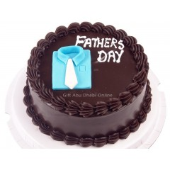 Father's Day Special Chocolate Cake