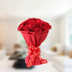 Elegant Rose Bouquet Gift