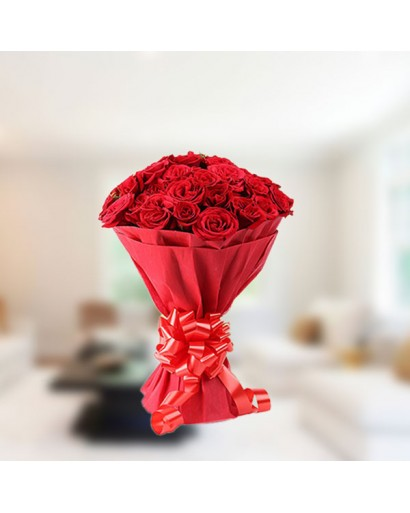 Elegant Rose Bouquet Gift