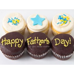 Special Father's Day Cupcakes