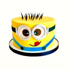 Ultimate Minions Cake