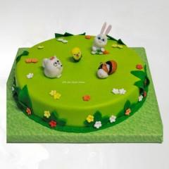 Pets Animal Cake