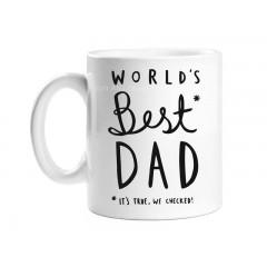 Best Dad Mug