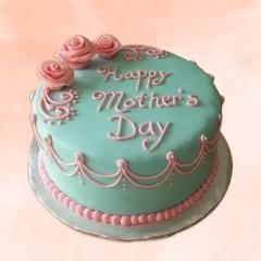 Cute Mothers Day Cake
